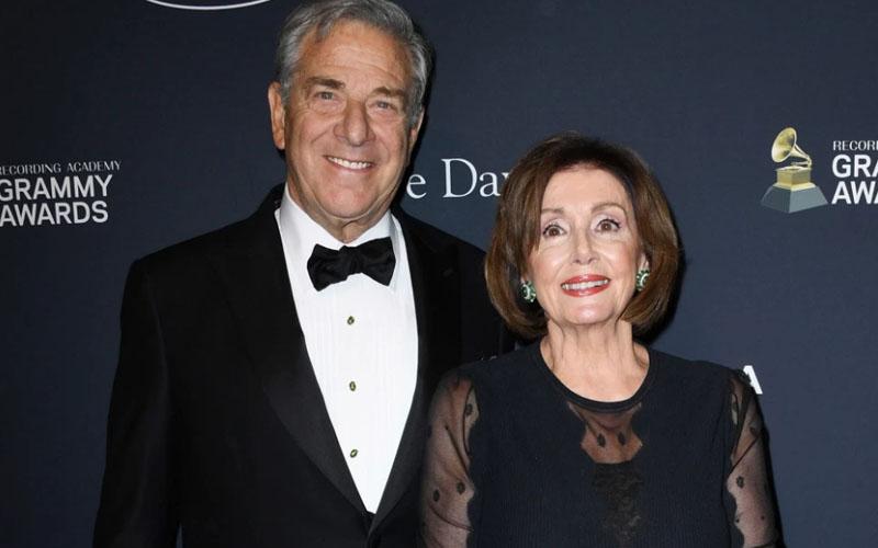 Nancy Pelosi's Husband Among Lawmaker-Linked PPP Loan Recipients