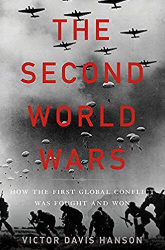 book-image-the-second-world-wars-by-victor-davis-hanson